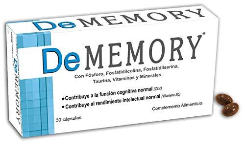 Dememory - 30 Cápsulas