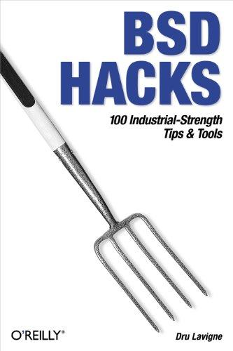 BSD Hacks: 100 Industrial Tip & Tools (English Edition)