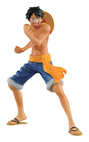 ONE PIECE THE NAKED ~ 2017 ONE PIECE BODY CALENDAR ~ vol.5 Monkey · D · Luffy normal color ver. Separately