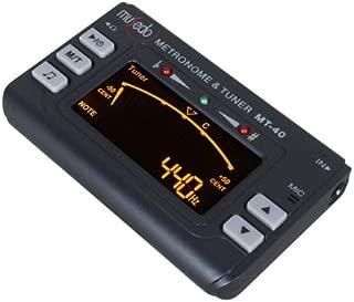 Musedo MT-40 3 in 1 Metronome + Tuner + Tone Generator Guitar/bass/violin/ukulele