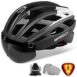 powerful Basecamp Bicycle Helmet, Bicycle Helmet CPSC Certified Bicycle / Climbing Helmet BC-069…