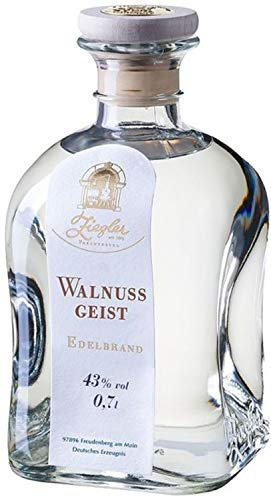 Walnussgeist 0,7 L. Edelobstbrennerei Gebr. J. & M. Ziegler GmbH