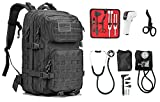 Military Style - Medical Starter Kit Stethoscope Blood Pressure Monitor and More - Ideal for Doctor, Physician, Nurse, Paramedic, EMT and Personal Use