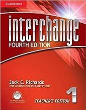 Interchange Level 1 Teacher's Edition with Assessment Audio CD/CD-ROM (Interchange Fourth Edition)