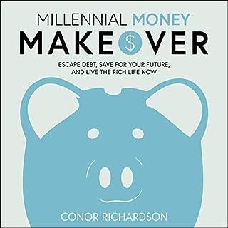 Millennial Money Makeover audiobook cover art