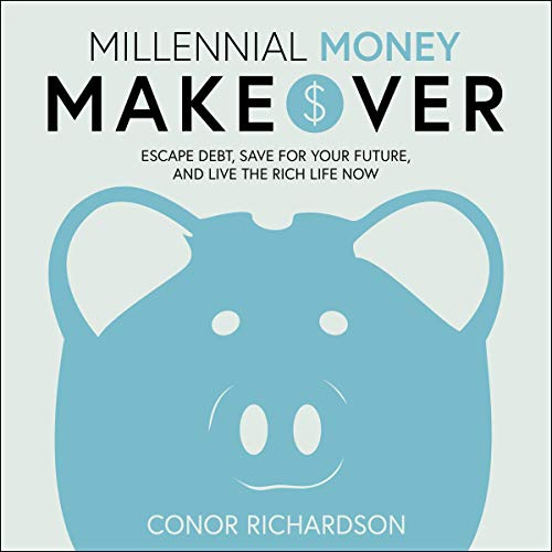 Millennial Money Makeover audiobook cover art