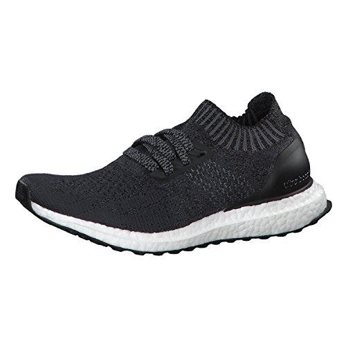 adidas Damen Ultraboost Uncaged Traillaufschuhe, Grau (Carbon/Negbas/Gricua 000), 38 EU