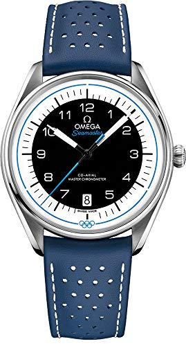 Omega Seamaster Olympic Official Timekeeper Limited Edition Blauw Herenhorloge 522.32.40.20.01.001