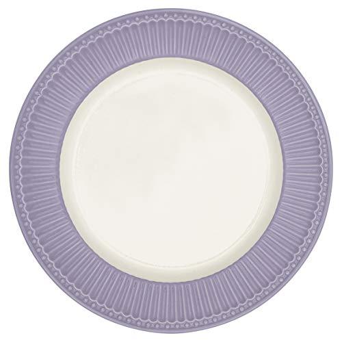 GreenGate - Dinner Teller, Speiseteller - Alice - Lavender - 26,5 cm