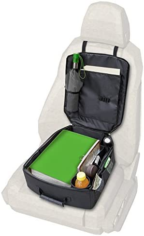Carpack Car Organizer: Converts to Seat Detroit Mall a Attaches Popular product t Bag