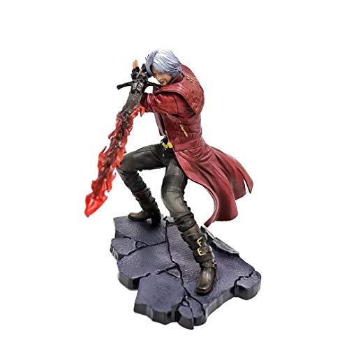 WFLNA Devil May Cry Figure Nero & Dante Figure Action Figure (Color : Dante)