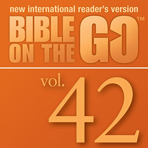 Bible on the Go, Vol. 42: The Crucifixion, Death and Resurrection of Jesus (Mark 16; John 19-20; Luke 24; Matthew 28) audiobook cover art
