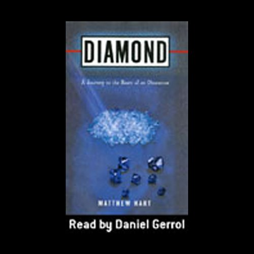 Diamond audiobook cover art