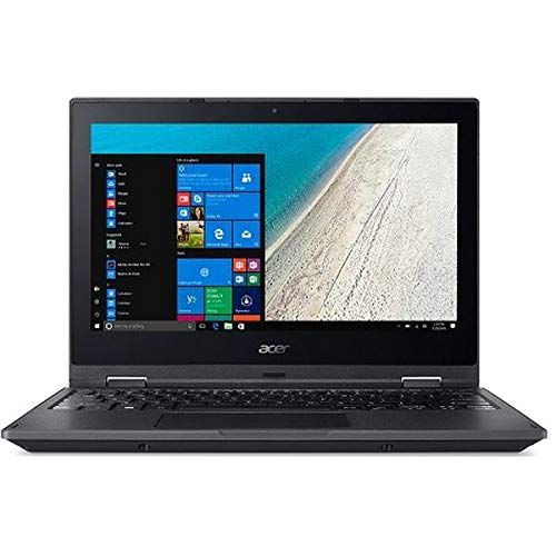 Acer TravelMate Spin B1 TMB118G2RN-F14Q Celeron メモリ 4GB SSD 128GB 11.6インチ フルHD タッチパネル Windows10 Pro