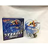 Naruto: Uzumaki Naruto 19cm Figura de Acción Modelo Figuras de Anime Estatua Juego de Dibujos Animados Juguetes Regalo Decoración de Escritorio Adornos