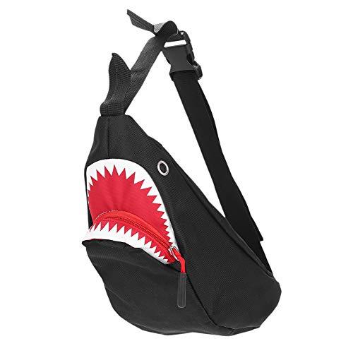 ショルダーバッグ 3way サメ 斜めがけバッグ レディース バッグ メンズ ウエストバッグ ウエストポーチ 女性 釣り 自転車 ボディバッグ バイク お出かけ アウトドア 釣り 登山 リュック かわいい おしゃれ