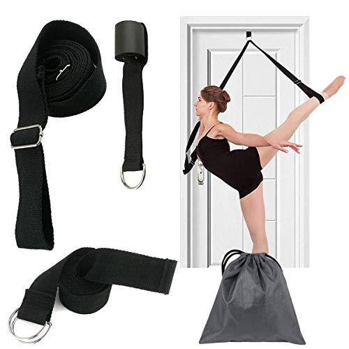 Arlai Beinstrecker, flexibler Türspanner, ideal für Ballett, Cheerleader, Tanz, Gymnastik oder jeden Sport, Yoga, Tanz, Flexibilität, Trainer, Premium-Stretchausrüstung