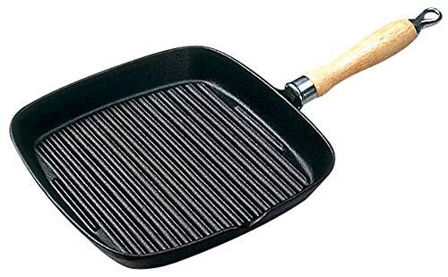 イシガキ鉄鋳物ジューシーステーキパン726[間口:240x奥行:240x深さ:25mm][料理道具]|厨房キッチン飲食店ホテルレストラン業務用