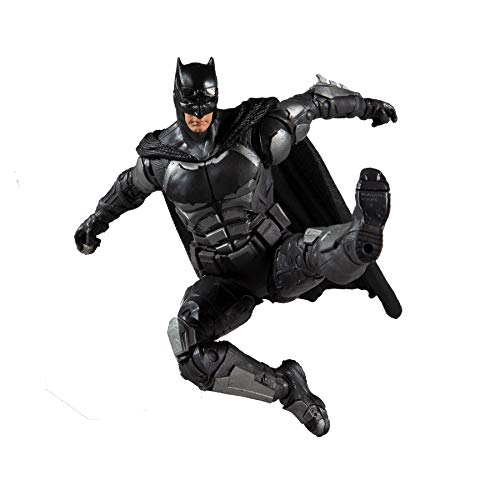 McFarlane - DC Justice League 7 Figuren - Batman, Mehrfarbig, 15092