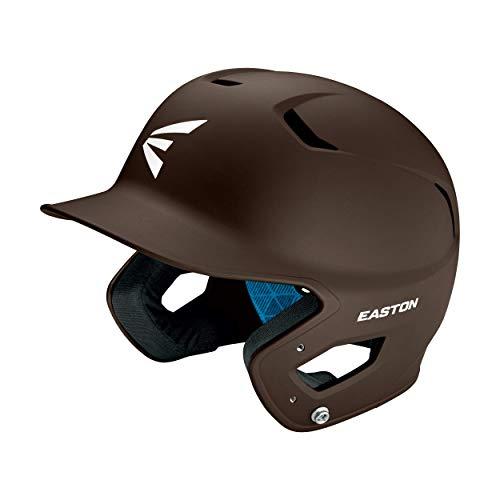 EASTON Z5 2.0 Baseball Batting Helmet, XLarge, Matte Brown