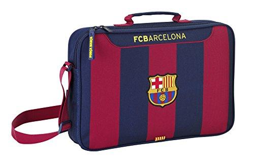 Unbekannt FC Barcelona Geldbörse für außerschulischen, 38x 28x 6cm (SAFTA 611525385)