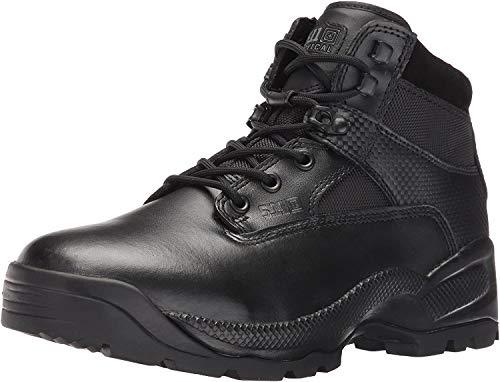 5.11 Men's ATAC 6In Side Zip Boot-U, Black, 5 D(M) US