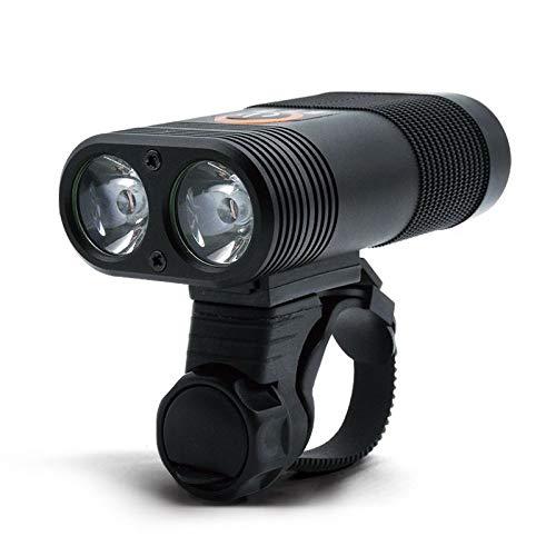 whbage LED Fahrradlicht Fahrradlampe Fahrrad Licht 3000 Lumen Radfahren Front Licht Bike Lichter Lampe wasserdichte Scheinwerfer Taschenlampe USB-Lade-Scheinwerfer