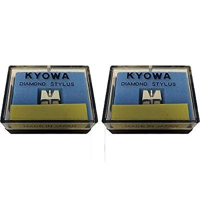 2 x DJ STYLUS FITS STANTON 500 v2 v3 500A 500AL 500E 505SK 520SK D5100AL KYOWA