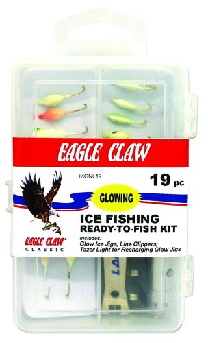 Eagle Claw Glow Ice Kit