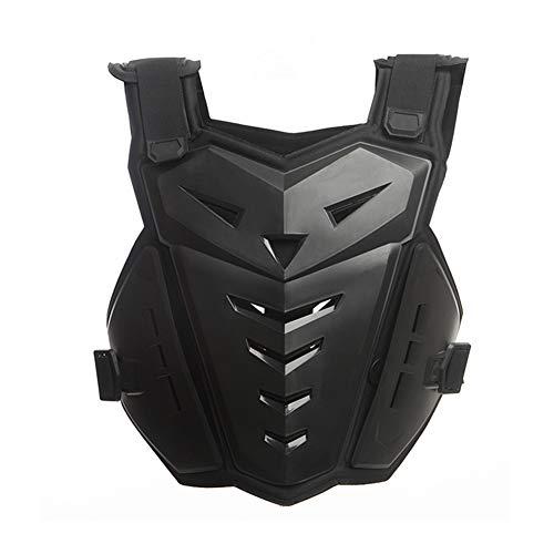 Gilet de Protection - Moto Équitation Armure Racing Guard Motocross Body Vestes Vêtements Protections pour Motocross, Patinage, Patinage, Ski, Snowboard