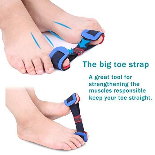7PCS/Set Bunion Sleeves Hallux Valgus Corrector Alignment Toe Separator Metatarsal Splint Orthotics Pain Relief Foot Care Tool