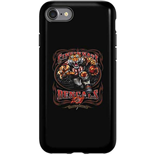 Skinit Pro Phone Case for iPhone SE - Officially Licensed NFL Cincinnati Bengals Running Back Design