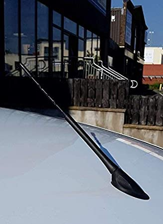 Antena de radio universal XtremeAuto®, negra, para coche ...