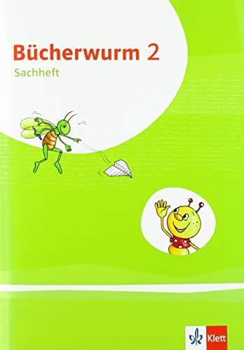 Bücherwurm Sachunterricht 2. Ausgabe für Brandenburg, Mecklenburg-Vorpommern, Sachsen-Anhalt, Thüringen: Arbeitsheft Klasse 2 (Bücherwurm. Ausgabe ab 2019)
