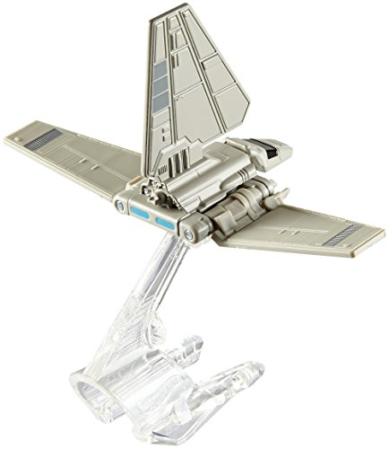 Hot Wheels Star Wars Starship Imperial Shuttle Vehicle