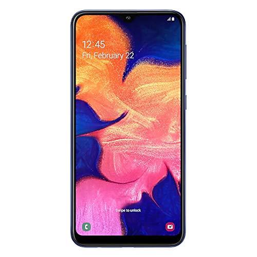 Movil Galaxy A10 Blue 6.2' Cam 13/5Mpx Oc (1.6+1.35Ghz) 32Gb 2Gb Ram 4G Dual Sim Android Samsung