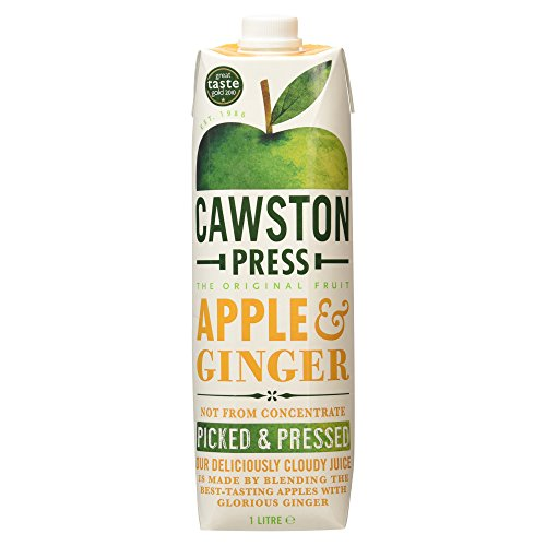 Cawston Press Apple and Ginger Juice , 1l