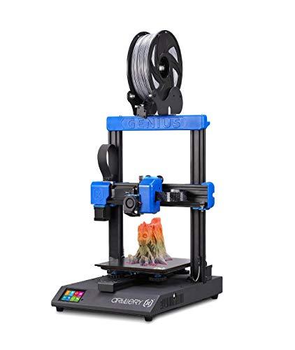 Artillery Genius - Kit per stampante 3D SMART 2020, con ampio campo di stampa 200 x 200 x 250 Ultrabase Touch Screen