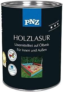 PNZ Holzlasur lösemittelfrei lasierend, Gebinde:0.25L, Farbe:Nussbaum