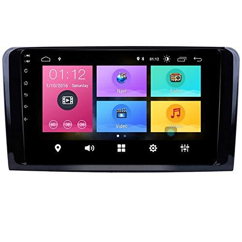 WHL.HH para GL X164 GL300 550 Clase ML W164 Benz Androide 9.0 Doble Estruendo 9 Pulgadas Auto Radio Video Multimedia Jugador GPS Navegación Estéreo Auto Cabeza Unidad Apoyo SWC,WiFi+4G:2+32G