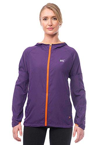 Mac in a Sac® - Veste Ultra Respirante - Unisexe - Repliable - Violet électrique - L