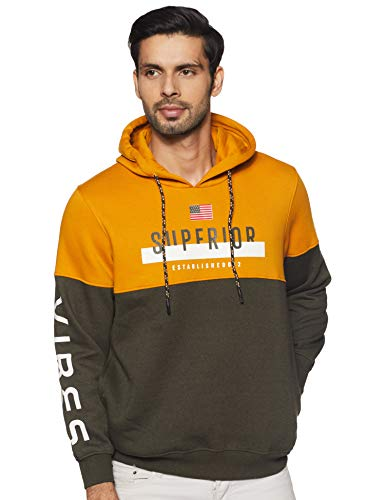 Monte Carlo Mens Sweatshirt (220050466-2_26_Mustard)