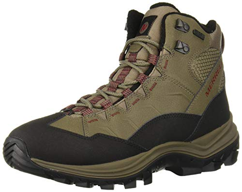 Merrell mens Thermo Chill Mid Wp Snow Boot, Boulder, 10.5 US