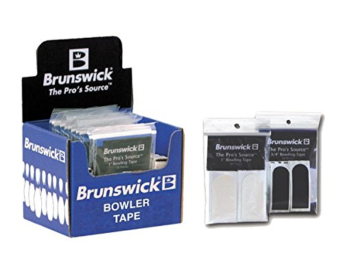 Ebonite Bowling Grip Tape (verschiedene), weiss 3/4 Zoll