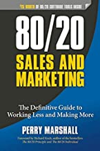 Marshall, P: 80/20 Sales and Marketing