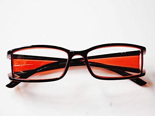 ダルトン BONOX リーディンググラス 老眼鏡 S95559RD +3.0