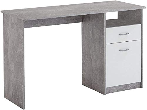 Muebles de oficina tablas personal de un solo bit mesa escritorio de la computadora de escritorio modernos minimalistas y sillas,Grey
