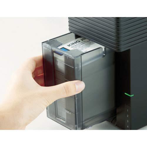 キングジムデジタル名刺ボックス「ビズレージ」DNX100