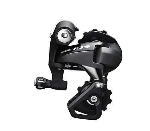 Shimano 105 RD5800SSL - Cambio 11V. Máx. 28 Dientes / 2015, 28 D., color negro