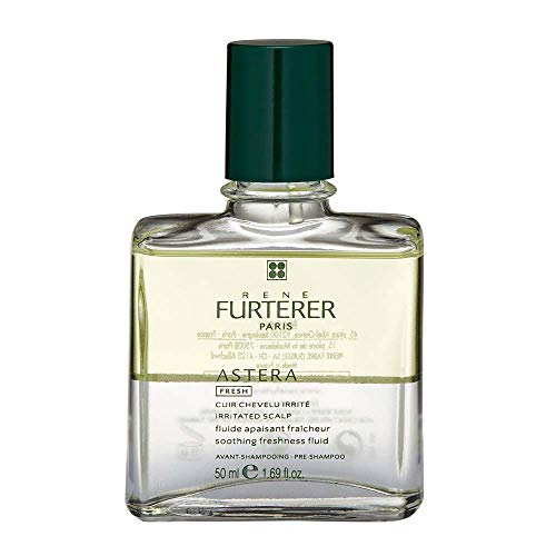 Rene Furterer ASTERA - lociones para el cabello (Apply to a dry and unwashed scalp section by section. Massage into the scalp and leave on for 5-10 m)